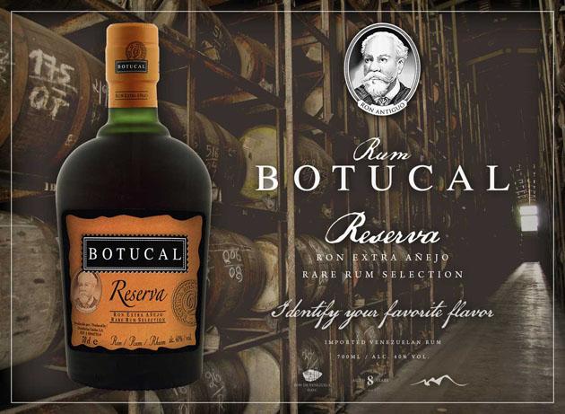 Magento reference: Botucal Rum